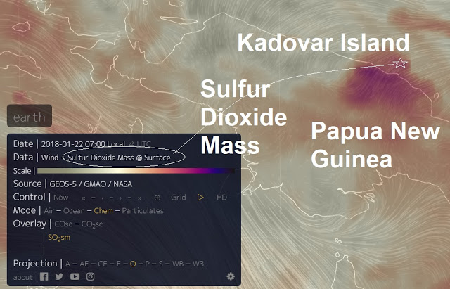 Back to Back M6.0 Earthquakes & 9 volcanoes erupting simultaneously Naamloos