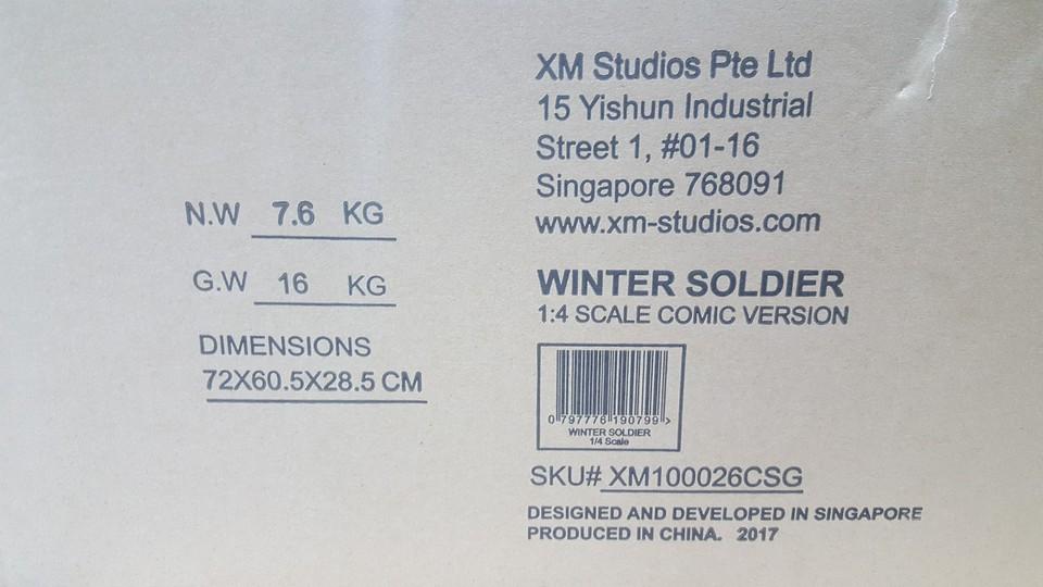 Premium collectibles : Winter Soldier  27021659_10155369070911r0z