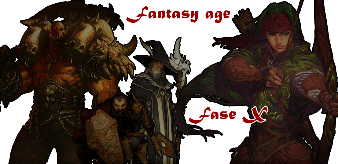 Fantasy Age Fase X