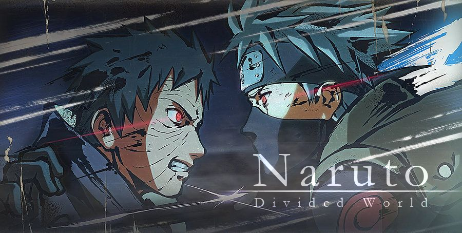 Naruto: Divided Nations