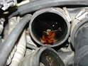 Nettoyage du papillon entrée d'air Pic03
