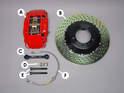 Rpl kit frein Brembo Pic01