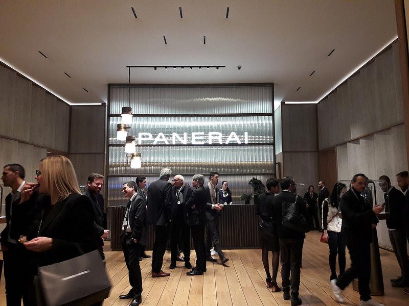 panerai - SIHH 2018 : essai des nouveautés Panerai 25978107558_c94a566122_c