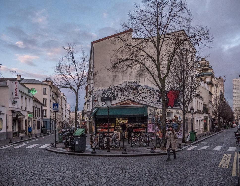 Quartier de la Butte aux cailles, Paris XIIIème 38954078385_556c83d26f_b