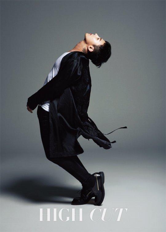 """G-Dragon >> álbum """"One Of  A Kind"""" - Página 5 G-Dragon-High-Cut-1"""