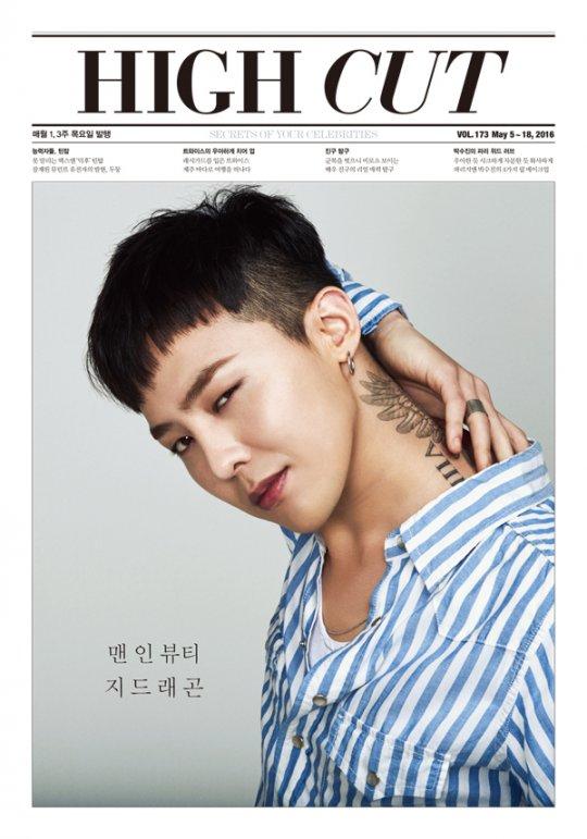 """G-Dragon >> álbum """"One Of  A Kind"""" - Página 5 G-Dragon-High-Cut-3"""