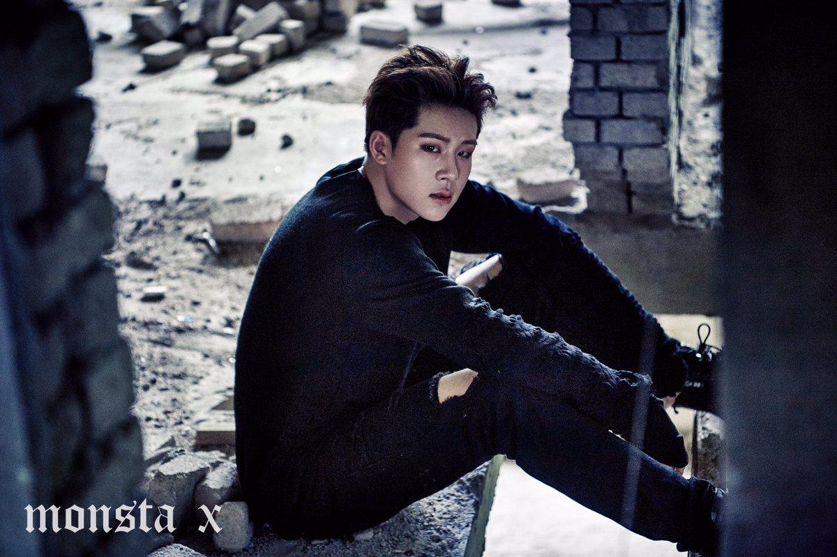 "MONSTA X >> Mini Album ""The Connect: Dejavu"" Jooheon-2"