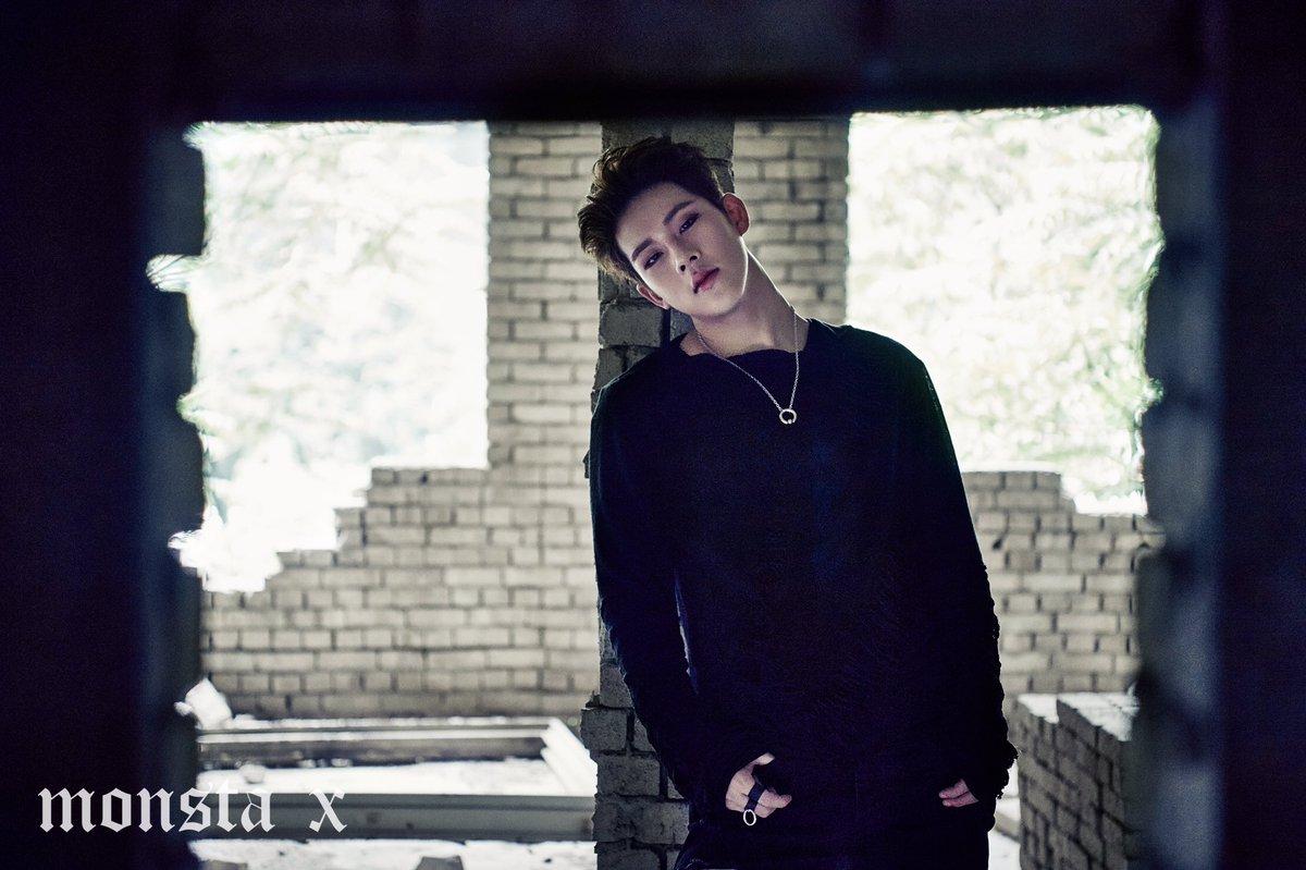 "MONSTA X >> Mini Album ""The Connect: Dejavu"" Jooheon-1"