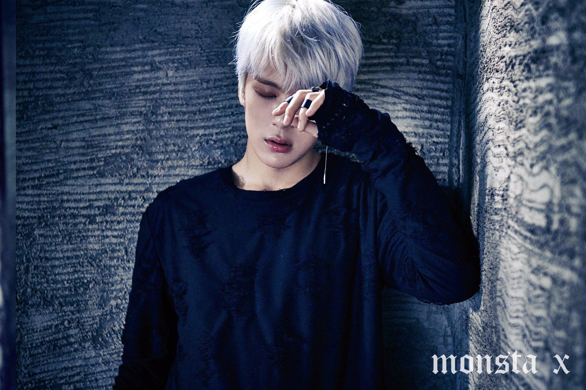 "MONSTA X >> Mini Album ""The Connect: Dejavu"" Monsta-x-minhyuk-2"