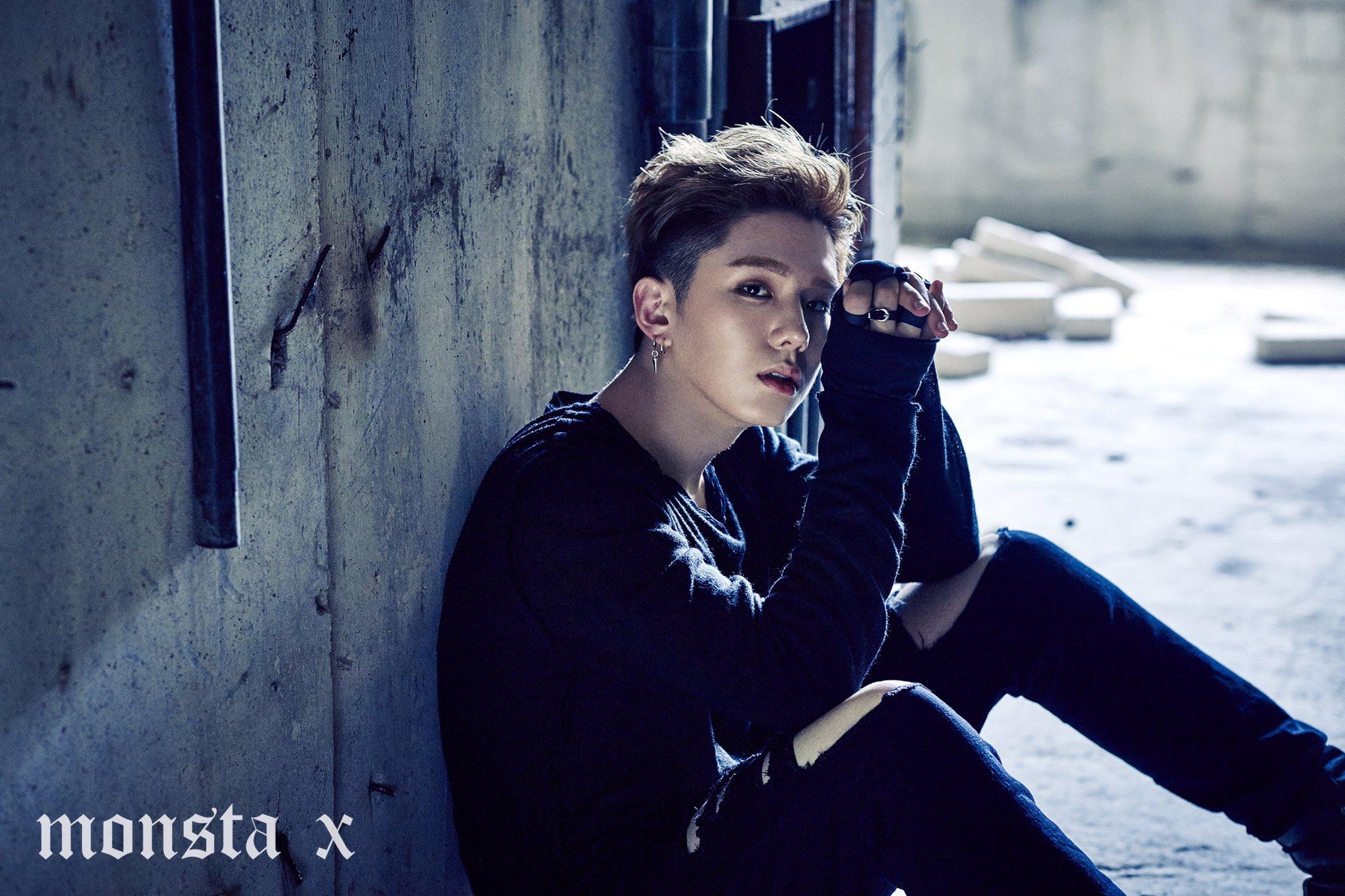 "MONSTA X >> Mini Album ""The Connect: Dejavu"" Monsta-x-kihyun-2"