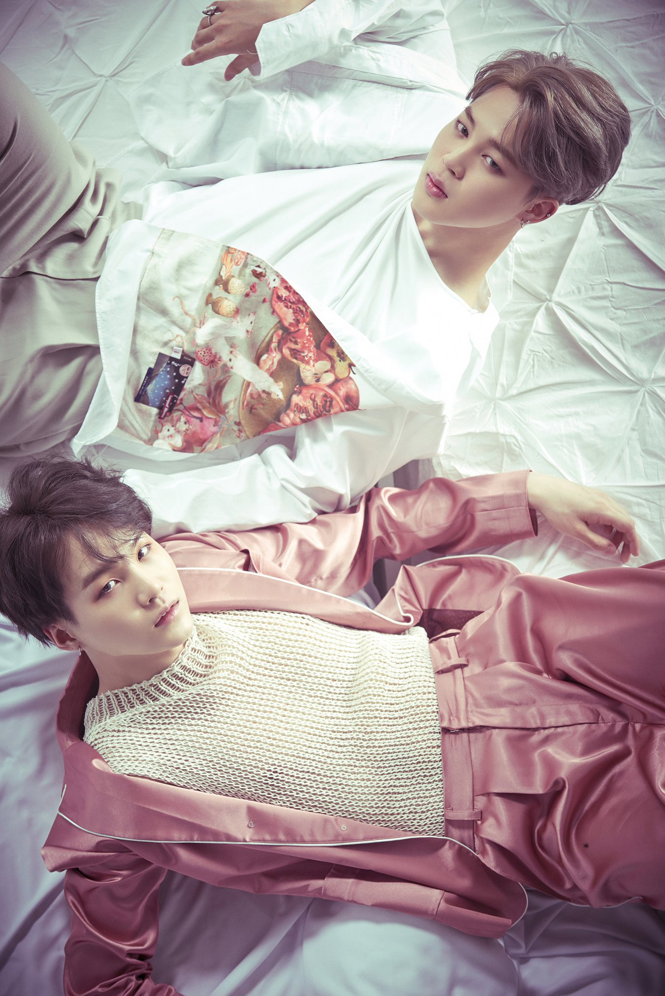 "BTS (Bangtan Boys) >> Album ""The Beautiful Moment in Life: The Notes"" - Página 4 Jimin-suga"