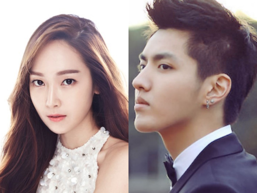"Jessica (Ex-SNSD) >> Mini Album ""My Decade"" - Página 2 Jessica-Kris"