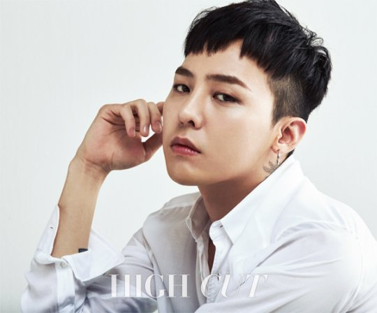 """G-Dragon >> álbum """"One Of  A Kind"""" - Página 5 G-Dragon-High-Cut-"""