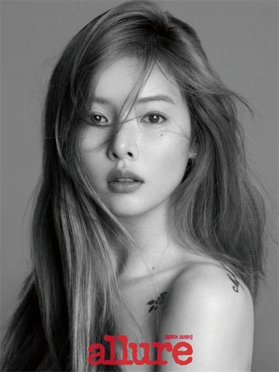 """HyunA >> mini-álbum """"A+"""" - Página 8 HyunA31"""