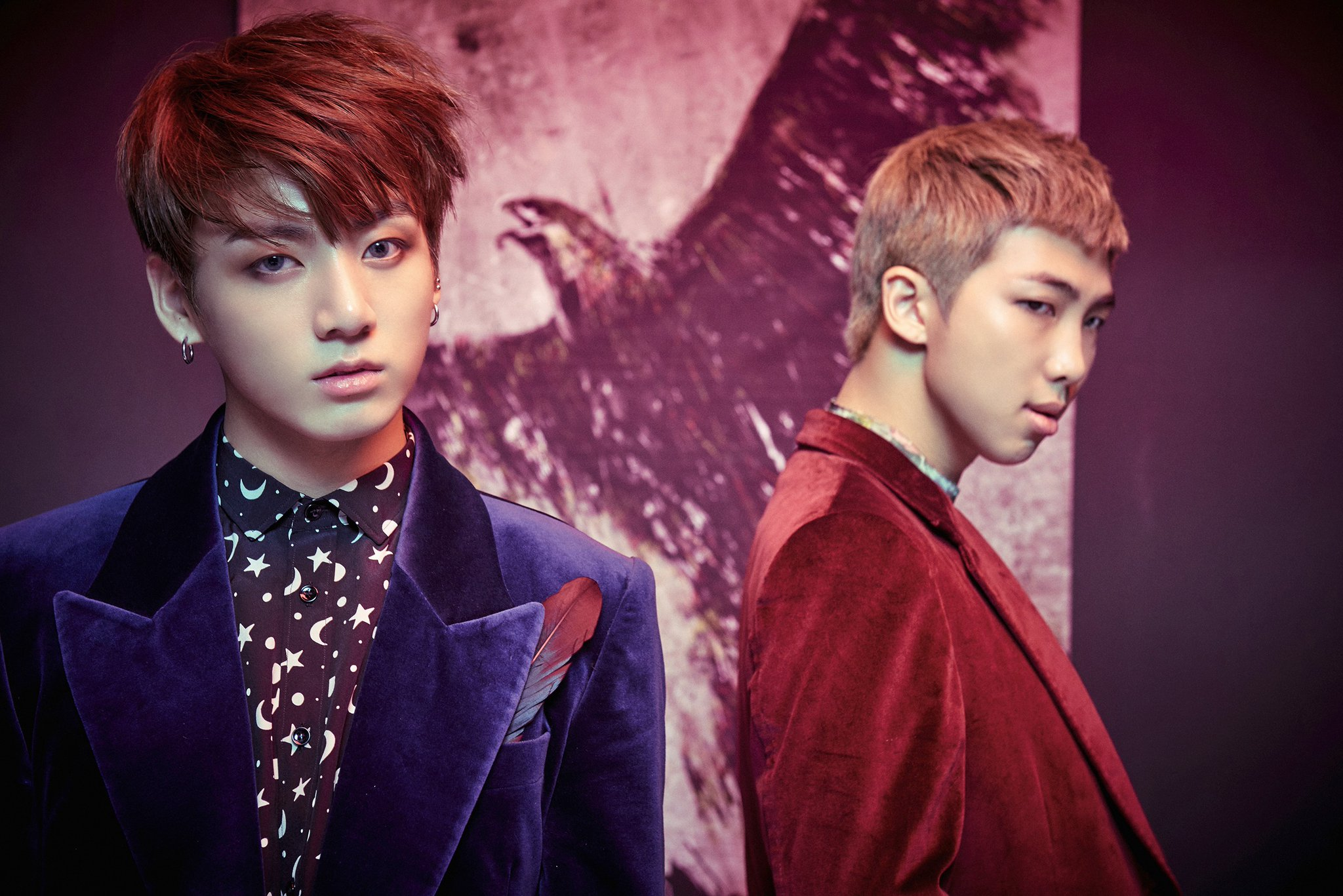 "BTS (Bangtan Boys) >> Album ""The Beautiful Moment in Life: The Notes"" - Página 4 Bts-jungkook-rap-monster"