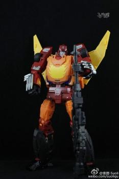 [DX9 Toys] Produit Tiers - Jouet D-06 Carry aka Rodimus et D-06T Terror aka Black Rodimus - Page 2 3MpKzHGf