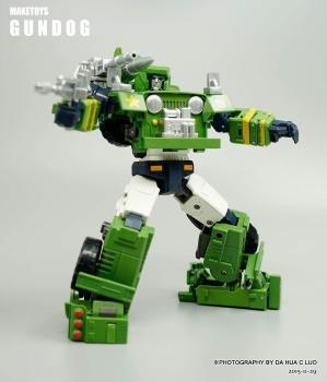 [Maketoys] Produit Tiers - Jouet MTRM-02 Gundog - aka Hound/Dépisteur - Page 2 7NIrcUER