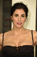 "Sarah Silverman ""2015 Vanity Fair Oscar Party hosted by Graydon Carter at Wallis Annenberg Center for the Performing Arts in Beverly Hills"" (22.02.2015) 43x   BHgwhwhF"