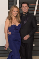 """Kelly Preston """"2015 Vanity Fair Oscar Party hosted by Graydon Carter at Wallis Annenberg Center for the Performing Arts in Beverly Hills"""" (22.02.2015) 46x  CT155acd"""
