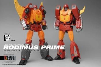 [DX9 Toys] Produit Tiers - Jouet D-06 Carry aka Rodimus et D-06T Terror aka Black Rodimus - Page 2 EQqXoB0B