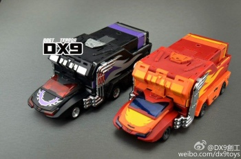 [DX9 Toys] Produit Tiers - Jouet D-06 Carry aka Rodimus et D-06T Terror aka Black Rodimus - Page 2 HqUXe45J