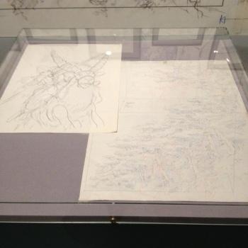 Ghibli s'invite dans la Galerie Art Ludique IAyhc0rU