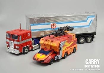 [DX9 Toys] Produit Tiers - Jouet D-06 Carry aka Rodimus et D-06T Terror aka Black Rodimus - Page 2 IVtY6qh8