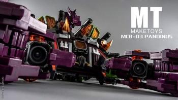 [Maketoys] Produit Tiers - Jouet MCB-03 Pandinus - aka Scorponok et MCB-03D Devil Stinger - aka Black Zarak Lw5utouP