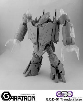 [Garatron] Produit Tiers - Gand of Devils G.O.D-01 Thunderstorm - aka Thunderwing des BD TF d'IDW WZ7Wu5SX