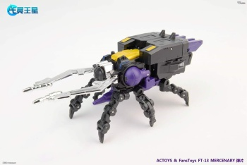 [Fanstoys] Produit Tiers - Jouet FT-12 Grenadier / FT-13 Mercenary / FT-14 Forager - aka Insecticons - Page 2 Ca9M4cQc