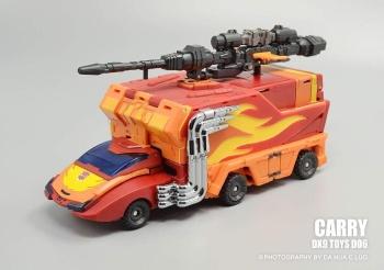 [DX9 Toys] Produit Tiers - Jouet D-06 Carry aka Rodimus et D-06T Terror aka Black Rodimus - Page 2 D6bsgnWn