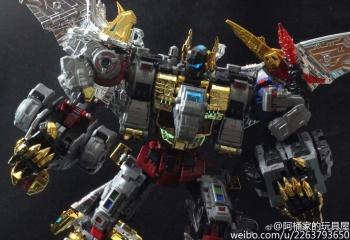 [Toyworld][Zeta Toys] Produit Tiers - Jouet TW-D aka Combiner Dinobots - Page 3 Pod6r0PO