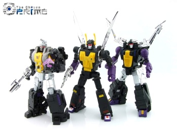 [Fanstoys] Produit Tiers - Jouet FT-12 Grenadier / FT-13 Mercenary / FT-14 Forager - aka Insecticons - Page 3 WNCZArnp
