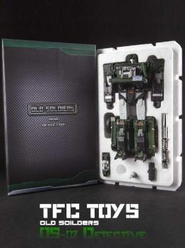 [TFC Toys] Produit Tiers - Jouets Old Soldier Series OS-02 Detective - aka Hound/Dépisteur WofKxyFb