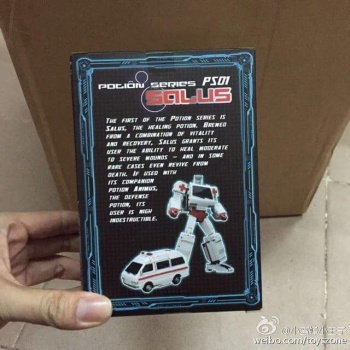 [Voodoo Robots] Produit Tiers - Salus (aka Ratchet/Mécano) & Animus (aka Ironhide/Rhino) - Page 3 XvIxuBsc