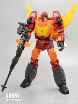 [DX9 Toys] Produit Tiers - Jouet D-06 Carry aka Rodimus et D-06T Terror aka Black Rodimus - Page 2 Y4MfoIhd