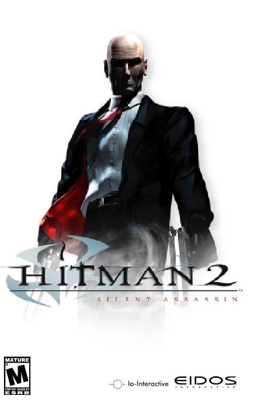 لعبة Hitman 2 Silent Assassin  #  بحجم 182 Mo  #  HITMAN%202%20-%20SILENT%20ASSASSIN_E