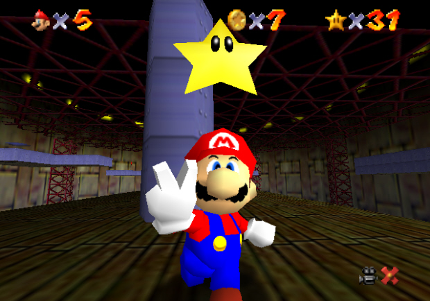 The Chuffing Mental Third Anniversary Wii U Voting Thread: Thanks For Playing! - Page 5 Super-mario-64-star-locations-guide-walkthrough-screenshot