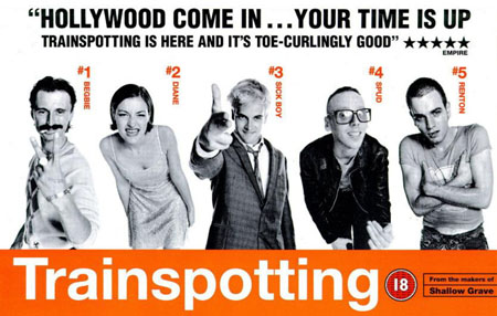 Amateurs de bon Films, par ici Trainspotting