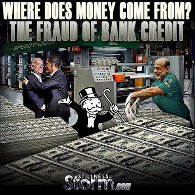 Where Does Money Come From? - The Fraud of Bank Credit | Do you own a home? A car? Do you have a credit card or a student loan?  Where%2BDoes%2BMoney%2BCome%2BFrom%253F%2B-%2BThe%2BFraud%2Bof%2BBank%2BCredit%2B