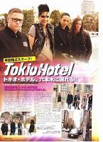 Bill & un Nuevo Proyecto; InRock Nº328 -Japón Inrockk