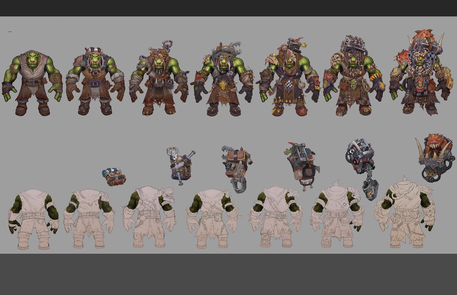 [E3] Eternal Crusade, un MMO Warhammer 40K - Page 3 18