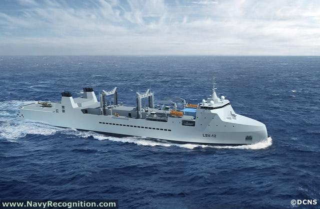 Buques de transporte de Personal - Armada de México - Página 2 BRAVE_DCNS_Euronaval_2012_news
