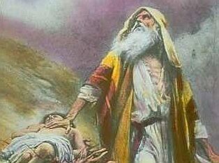 Троица - библейское ли это учение? (продолжение 4) - Страница 15 Re_avraam
