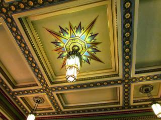 Freemasons' Hall, The United Grand Lodge of England Freemason_seven_pointed_star