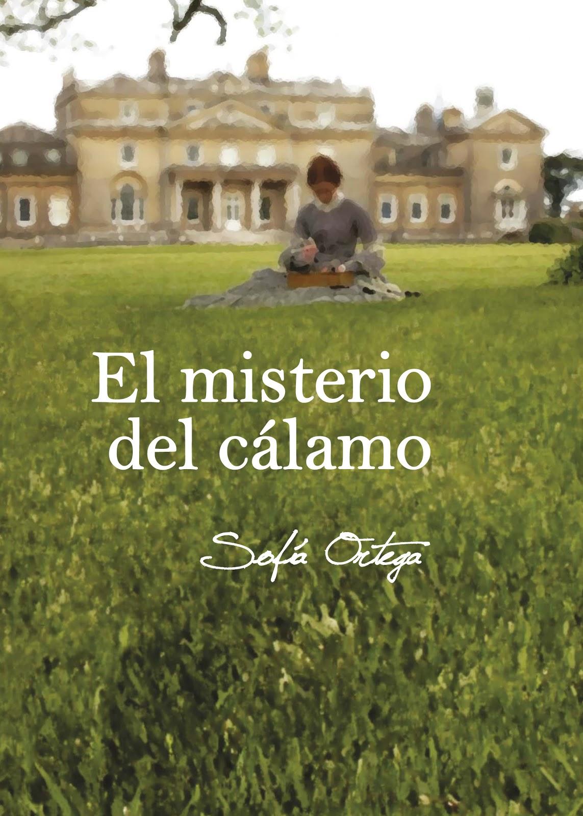 ortega - El misterio del cálamo (Encadenados 01) - Sofía Ortega (Rom) Portada%2B-%2BEL%2BMISTERIO%2BDEL%2BCALAMO