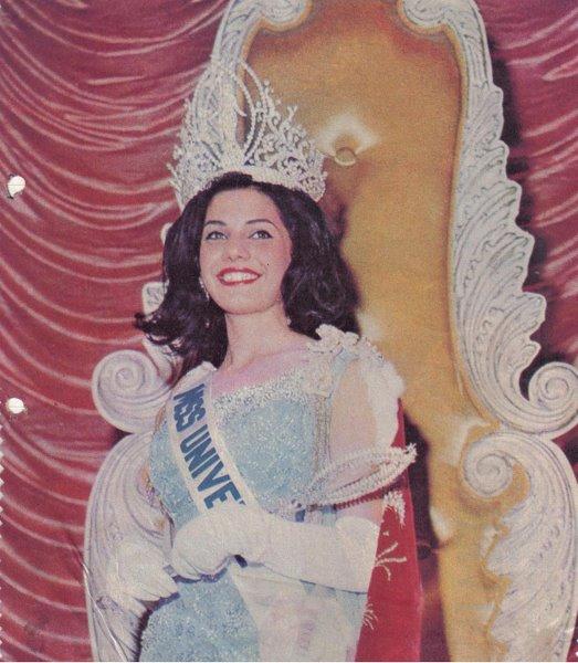 ✾◕‿◕✾ Galeria de Ieda Maria Vargas, Miss Universe 1963.✾◕‿◕✾ Iedamariavargas7fy6
