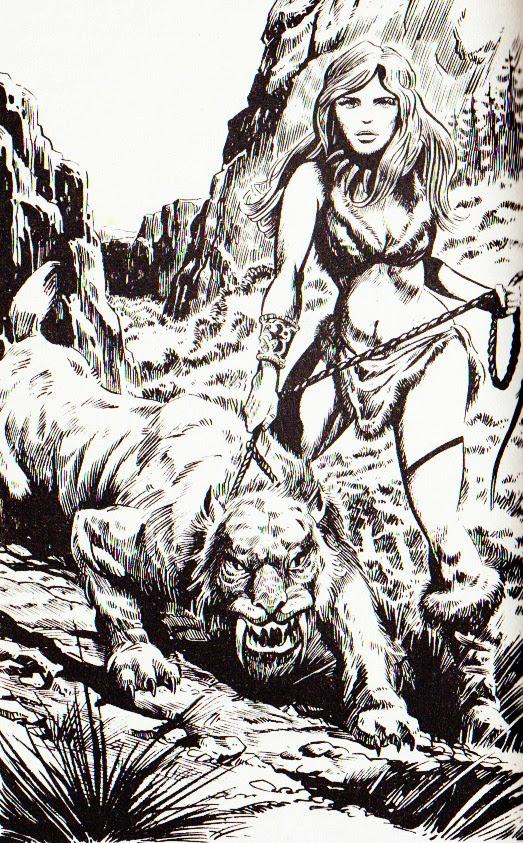 Cette illustration qui vous a marqué Cavegirl1