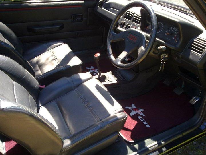 "Un 205 exclusivo de verdad!!!: ""Peugeot 205 GTI 1FM"" 24"