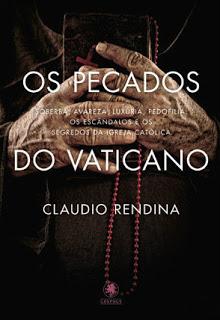 A vida Sexual dos Santos Papas da Igreja Católica! Pecadosdovaticano